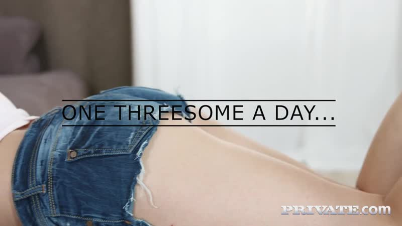 Black Angel and  Roxy Sky - Debuts In Threesome [All Sex, Hardcore, Blowjob, Gonzo]
