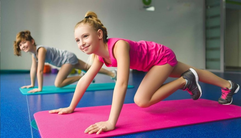 Детский фитнес. Что это такое, для чего нужен, кому подходит?, изображение №1