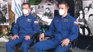 Космонавты рассказали об участии в 64-й длительной космической экспедиции