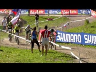 UCI Mountain Bike World Cup 2013 Val Di Sole, Italy Cross-country Eliminator Women and Men Elite