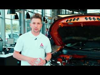 Выиграйте тест - драйв Mitsubishi на 24 часа! Обзор обновленного Mitsubishi ASX. Часть 1.