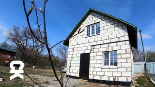 Наглядный пример как построить бюджетный дом! Вложили 797 000 рублей!