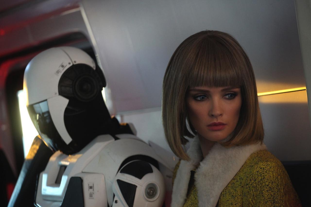 Сериал «Лучше, чем люди» с Паулиной Андреевой станет первым