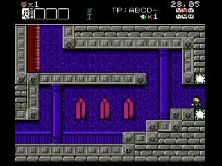 Brick_Man - Battle Kid: 2 Mountain of Torment (NES) first run