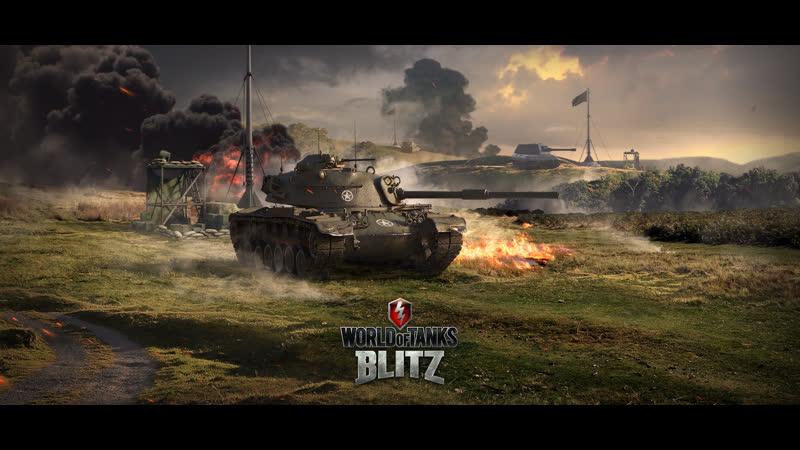 World of Tanks blitz подогретая агуша 0