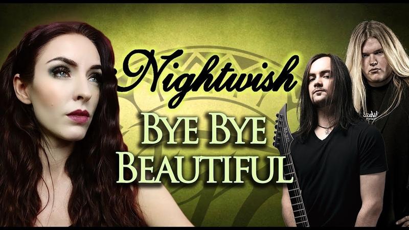 Bye Bye Beautiful - Nightwish (Cover by Minniva feat. Quentin Cornet/Tommy Johansson)