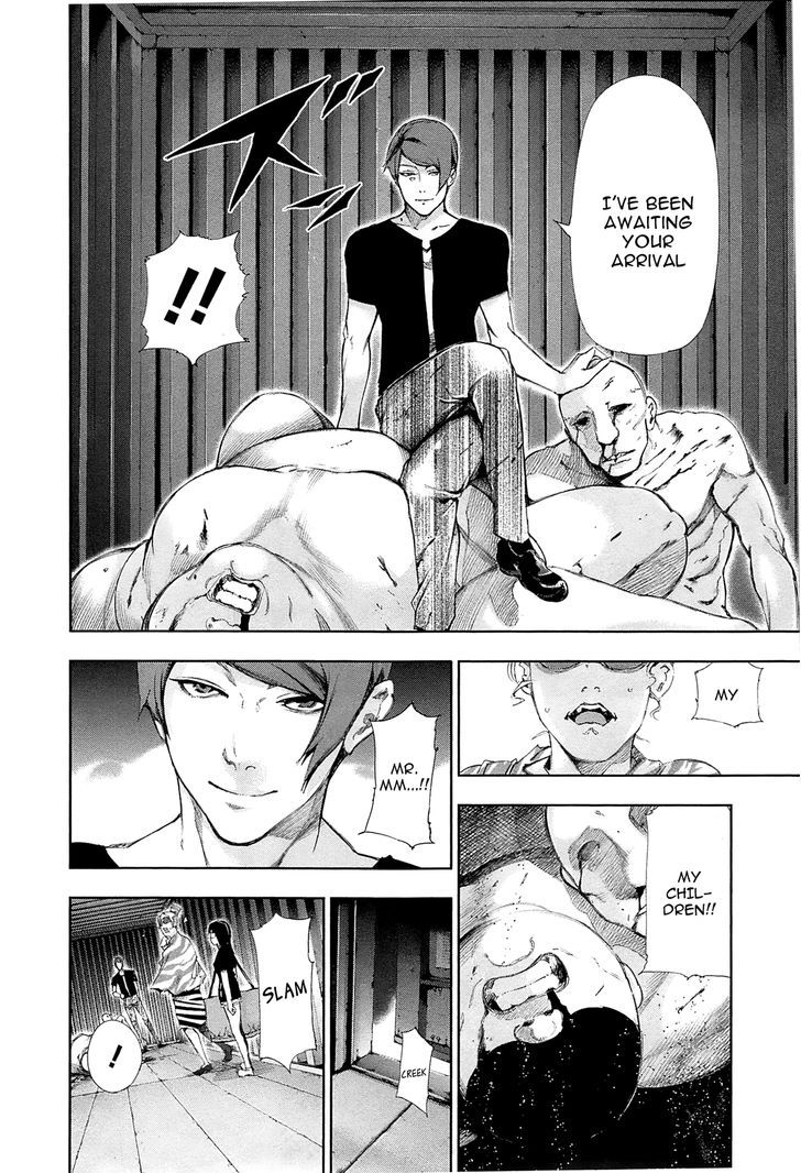 Tokyo Ghoul, Vol.10 Chapter 92 Lady, image #8