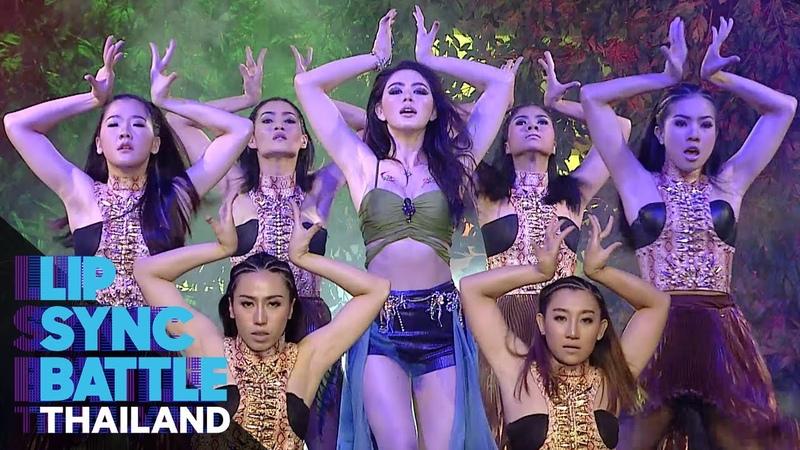 ใหม่ ดาวิกา I'm a Slave 4 U Lip Sync Battle Thailand
