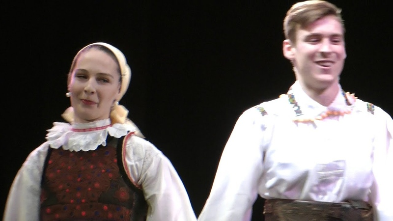 Edina és Márton - Budatelki román táncok