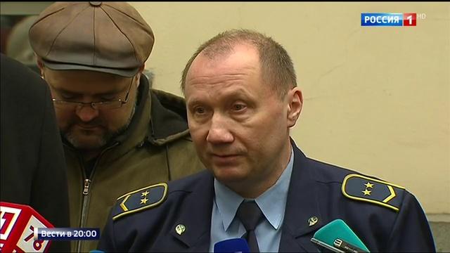 Вести в 20:00 • Взрыв в петербургском метро устроил молодой человек из хорошей семьи