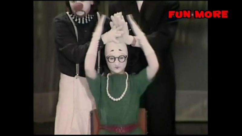 Клоун-мим-театр Мир Лиц - Прическа