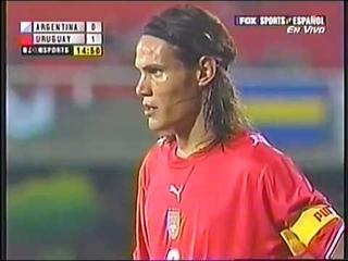 Uruguay vs Argentina 2007 - Sudamericano  Sub 20 Paraguay - Partido completo.