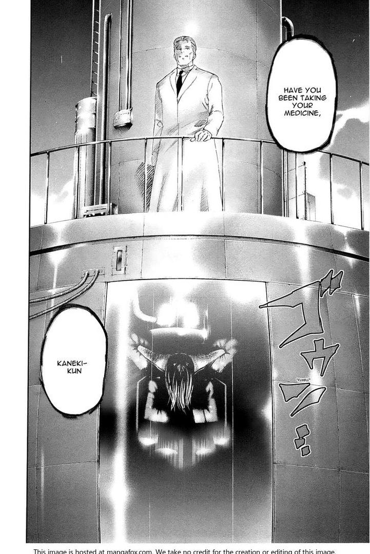 Tokyo Ghoul, Vol. 10 Chapter 98 Depths, image #18