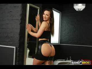 Kristy Black - Kristy Is The Anal Queen (ap17683 / ) [2020 г., Anal, Brunette, White, Swallow, Hardcore]