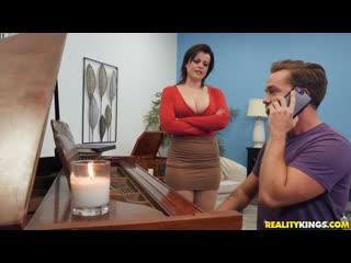 Nadia white - the piano teacher - [mature, milf, blowjob, anal, foot, секс, порно, зрелая, анал, мамочка]