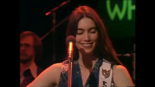 Emmylou Harris & The Hot Band -  The Old Grey WHISTLE TEST in 1977