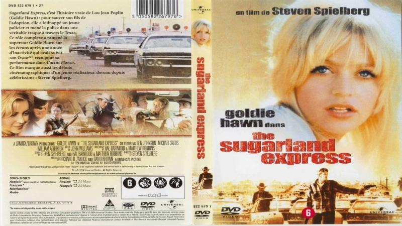 Шугарлендский экспресс The Sugarland Express 1974 Перевод ДиоНиК