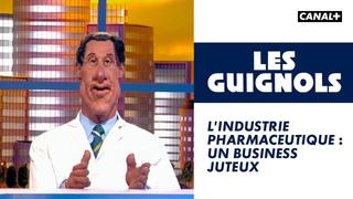 L'industrie pharmaceutique : un business juteux - Les Guignols - CANAL+
