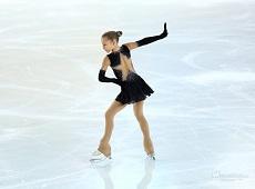 Липецкая фигуристка завоевала «бронзу» в Алексине и пробилась на первенство России