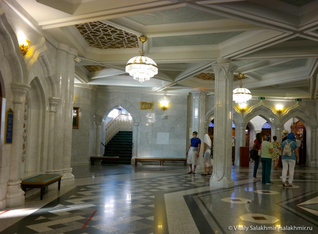 Обзор мечети Кул-Шариф, Казань 2020