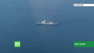 Mer Noire : une frégate néerlandaise se dirige vers le détroit de Kertch
