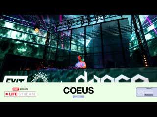 Coeus live  EXIT LIFE STREAM 2020