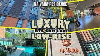 Luxury Property Tour - Low-Rise Condo In Langsuan - Na Vara Residence