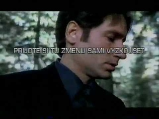 Ford Mondeo MkII 1996 - 2000 commercial with David  Duchovny