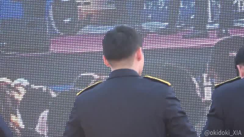 170922 전곡항 안전문화 페스티벌 XIA 김준수 - Dangerous~끝인사