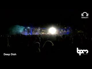 Deep dish live @ the bpm festival 2020, costa rica