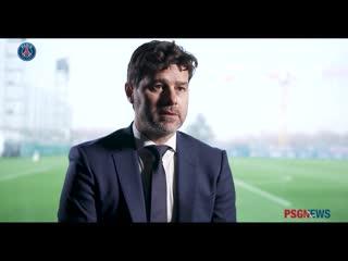 Первый день Маурисио Почеттино в качестве главного тренера ПСЖ