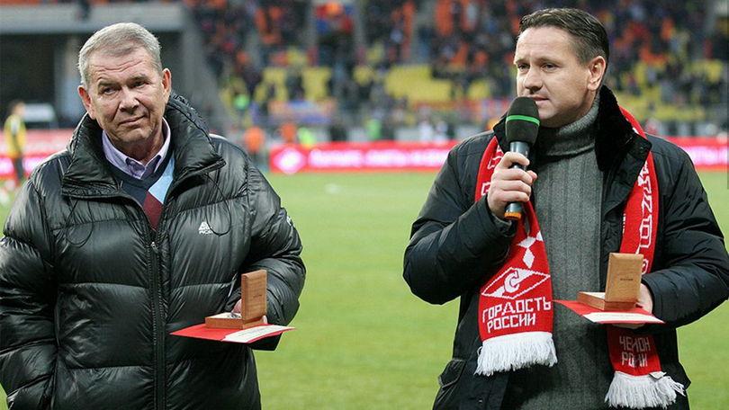 Николай Дорошин и Дмитрий Аленичев