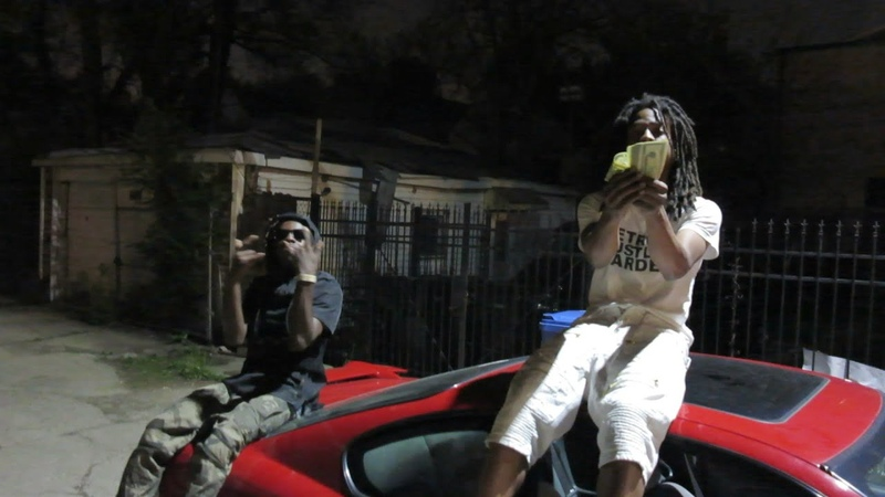 UNRELEASED FOOTAGE PART 2 CHICAGO MACK BLOCK GANG YOUNG CHARLIE KING DMOE