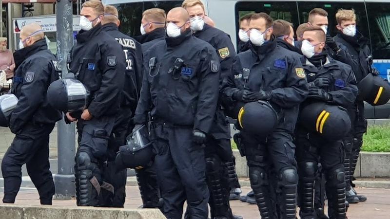 11 10 2020 Берлин Преступление Мирового Масштаба