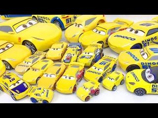 Машинки Тачки Крус Рамирес Игрушки Дисней Моя Коллекция