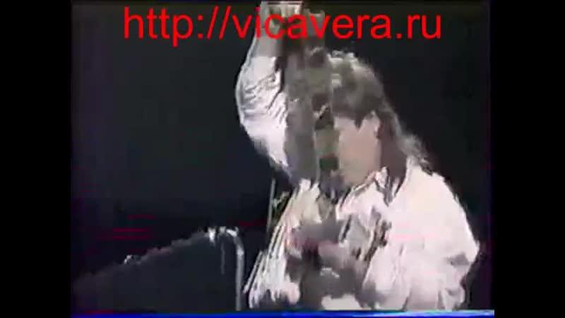 Алексей Глызин Письма издалека клип 1990