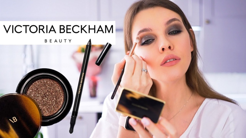 Стоит ли косметика Victoria Beckham Beauty таких денег Однушка Mink палетка Tuxedo и прочее