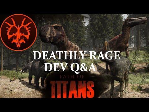 PATH OF TITANS - DEV QA - DEATHLY RAGE AND JIGGY