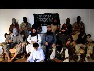 Обращение джамаата Сайфуллах Шишани. Представление нового амира