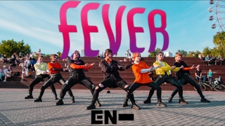 [KPOP IN PUBLIC RUSSIA] ENHYPEN - FEVER 🌡Cover by HIGHHELS