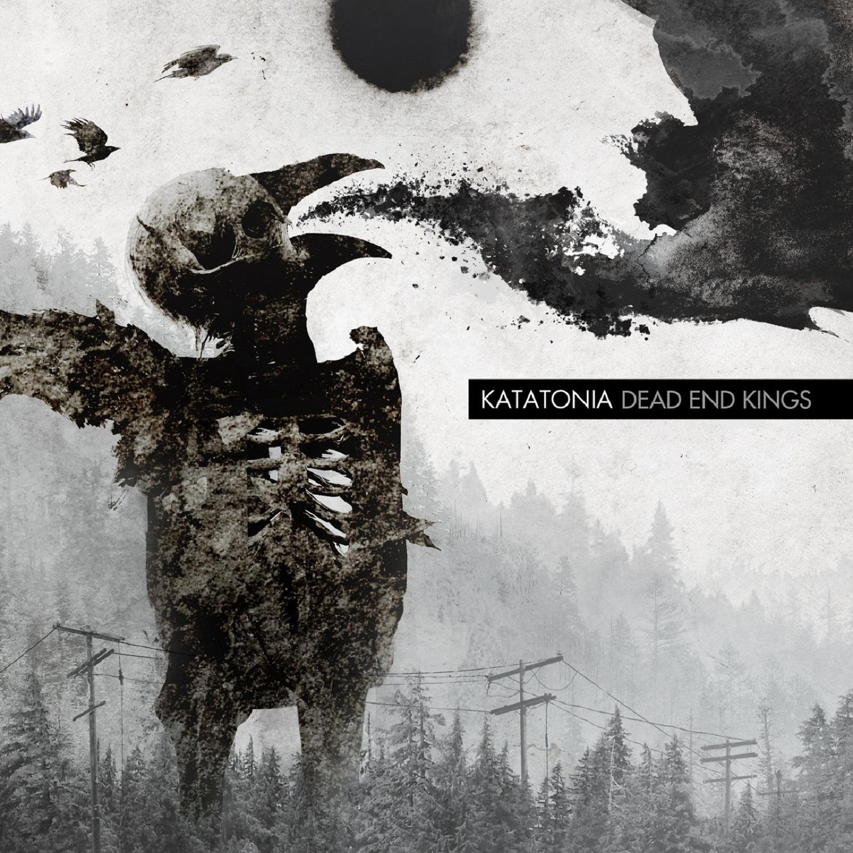 Katatonia album Dead End Kings - Deluxe Edition