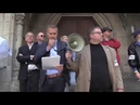 Islamistički napad na crkvu u Münchenu Petr Bystron se obrati svim hrvatima Hrvatski podnaslovi