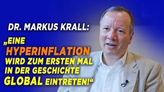 Dr. Markus Krall: Der pandemische Sozialismus beschleunigt die Wirtschaftskrise