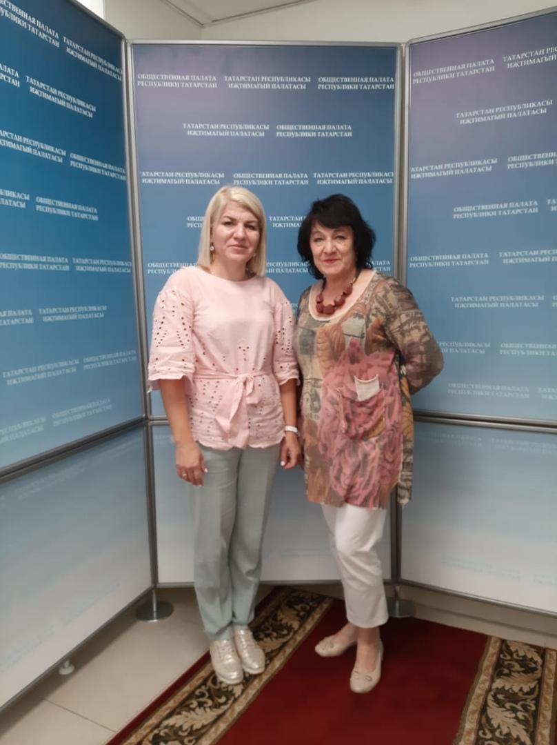 Наша коллега из Саранска прошла стажировку в Казани, изображение №2