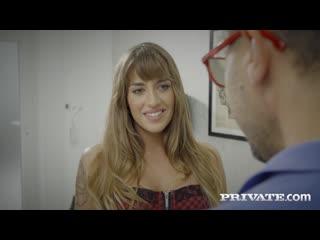 [Private] Silvia Dellai - Fucks the Police in DP Threesome