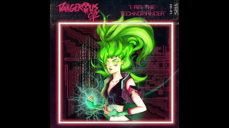 Dangerous City - I am the Technomancer