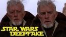Ewan McGregor as Obi-Wan Kenobi in original Star Wars Triology [DeepFake]