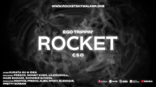 ROCKET - CSO [prod. by Alien, What?] [Official Audio Visualizer]