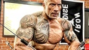 Dwayne The Rock Johnson Training Hard In The Gym Best Workout Motivation 2019