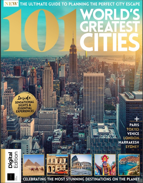 101 Worlds Greatest Cities - First Edition 2019 UserUpload